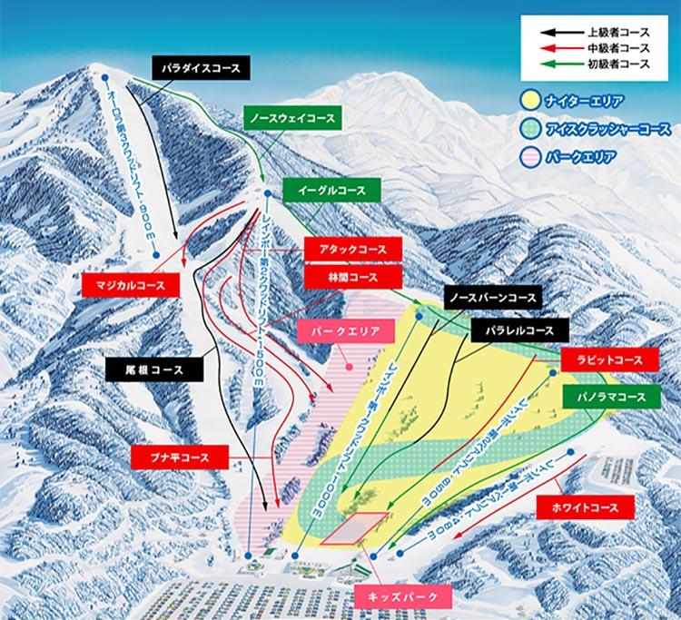 鷲ケ岳スキー場
