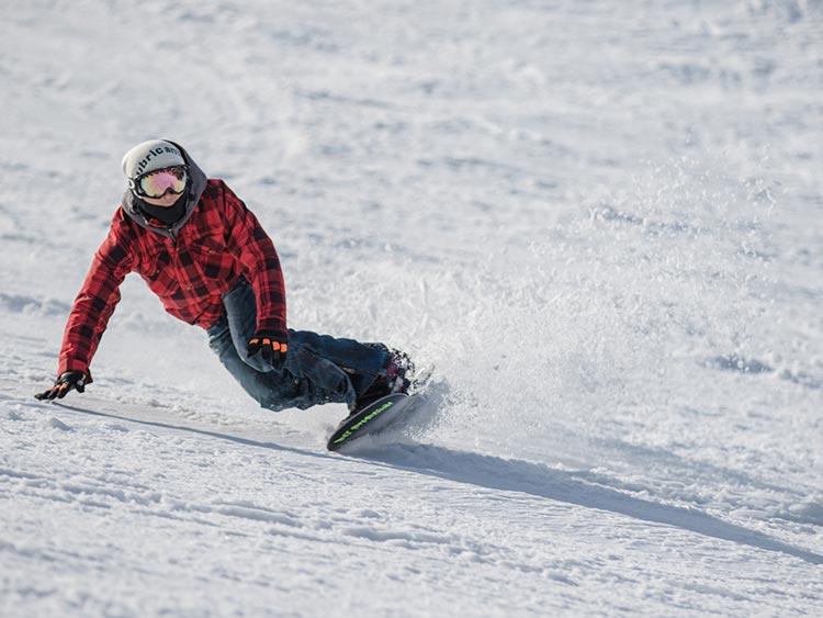 ツアーで参加! 初めてさんでも楽しめる 戸狩温泉スキー場