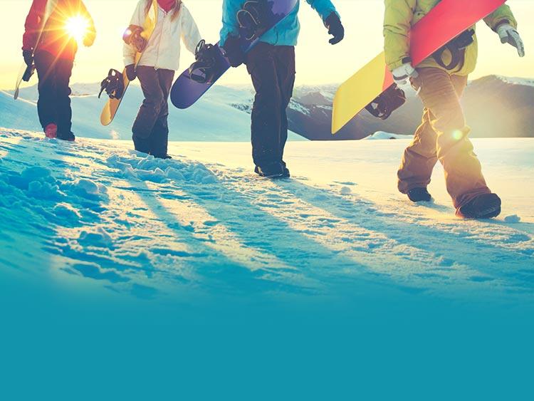 ゲレンデへ繰り出す、その前に! スノーボードの選び方