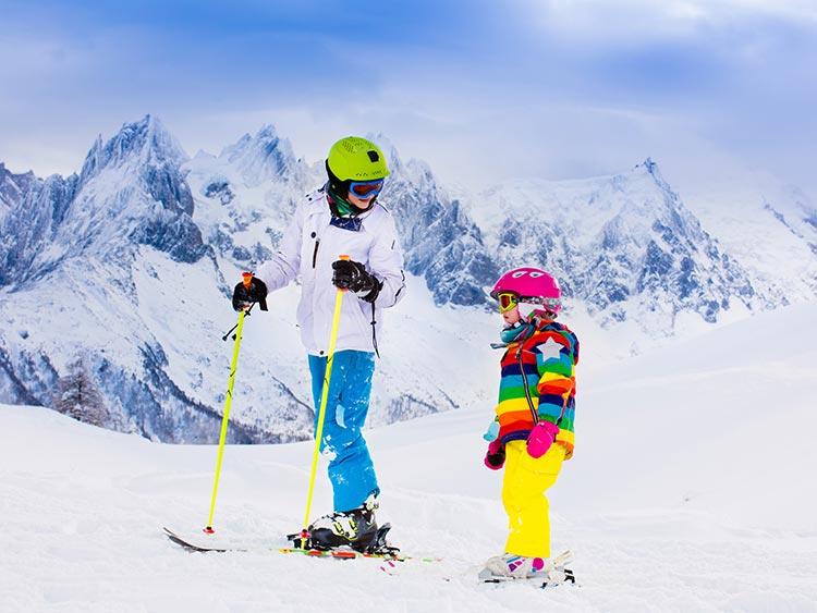 初心者必見! スキーに必要なアイテム