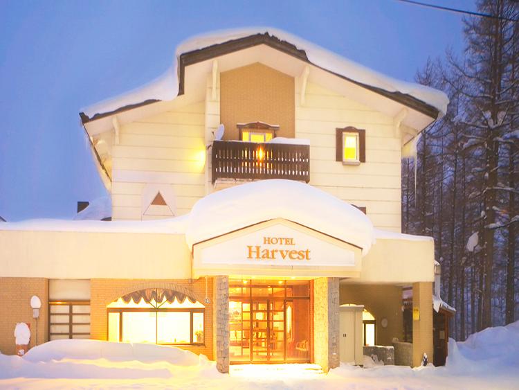 ホテルエルディア(旧ホテルハーベスト)