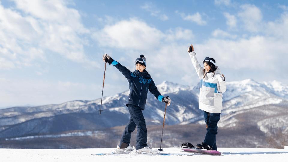 スキー・スノボ 女性