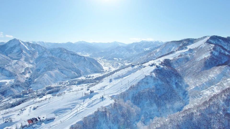 石打丸山スキー