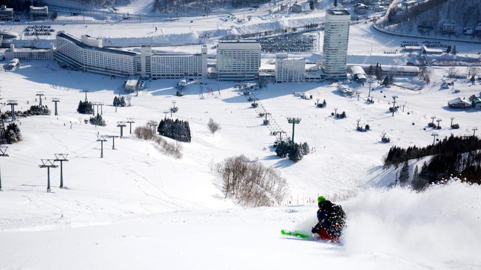苗場スキー場 イメージ