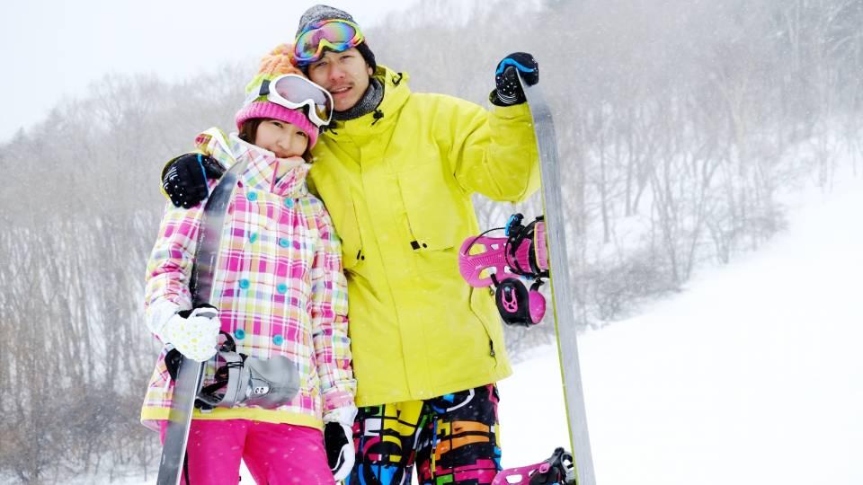 ウェア レンタル スキー