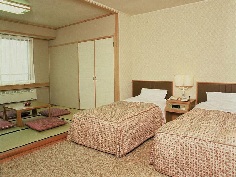 ホテルアルパイン(北志賀竜王)