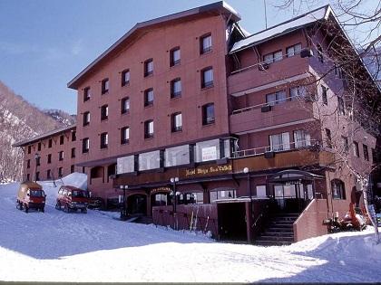 ホテル志賀サンバレー