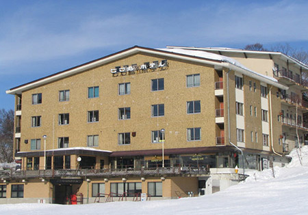 ビワ池ホテル
