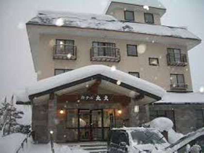 ホテル丸大
