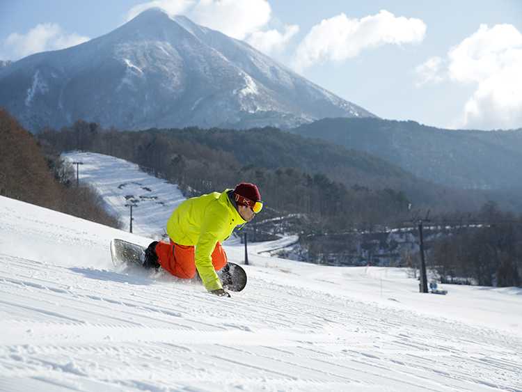 星野リゾート アルツ磐梯スキー場